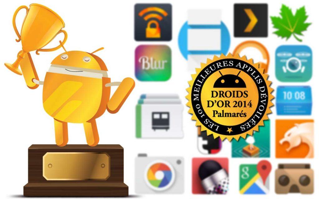 droids-d-or-2014-une
