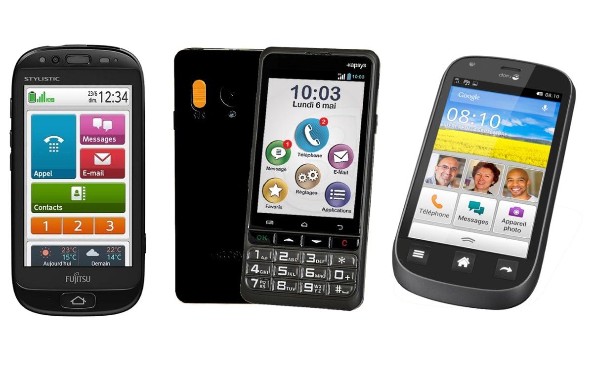 les smartphones pour seniors sont ils vraiment utiles android mt. Black Bedroom Furniture Sets. Home Design Ideas