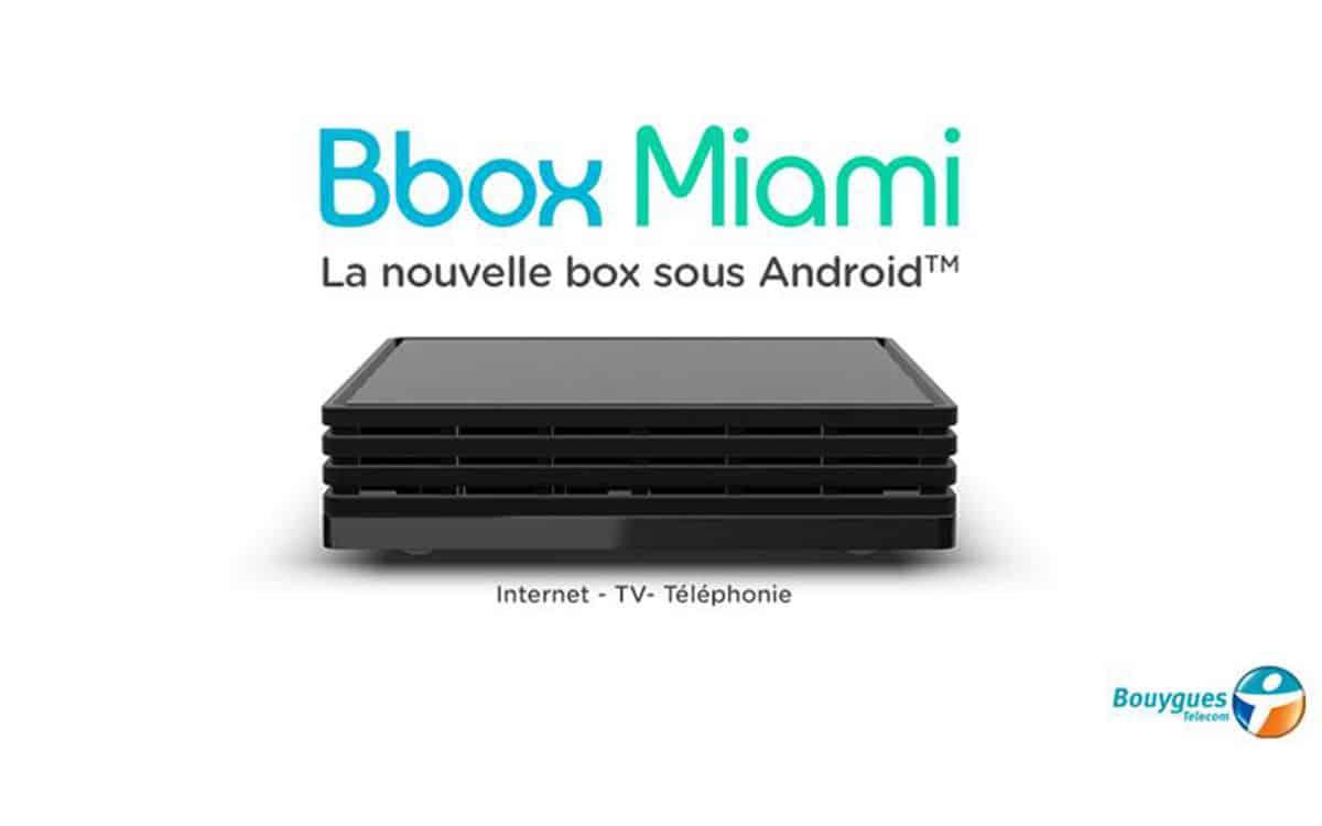 bbox miami la r ponse de bouygues la freebox mini 4kandroid mt. Black Bedroom Furniture Sets. Home Design Ideas
