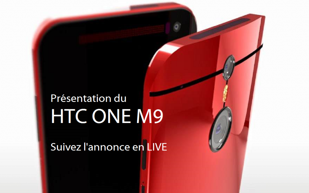 Presentation prix dispo HTC One M9 MWC
