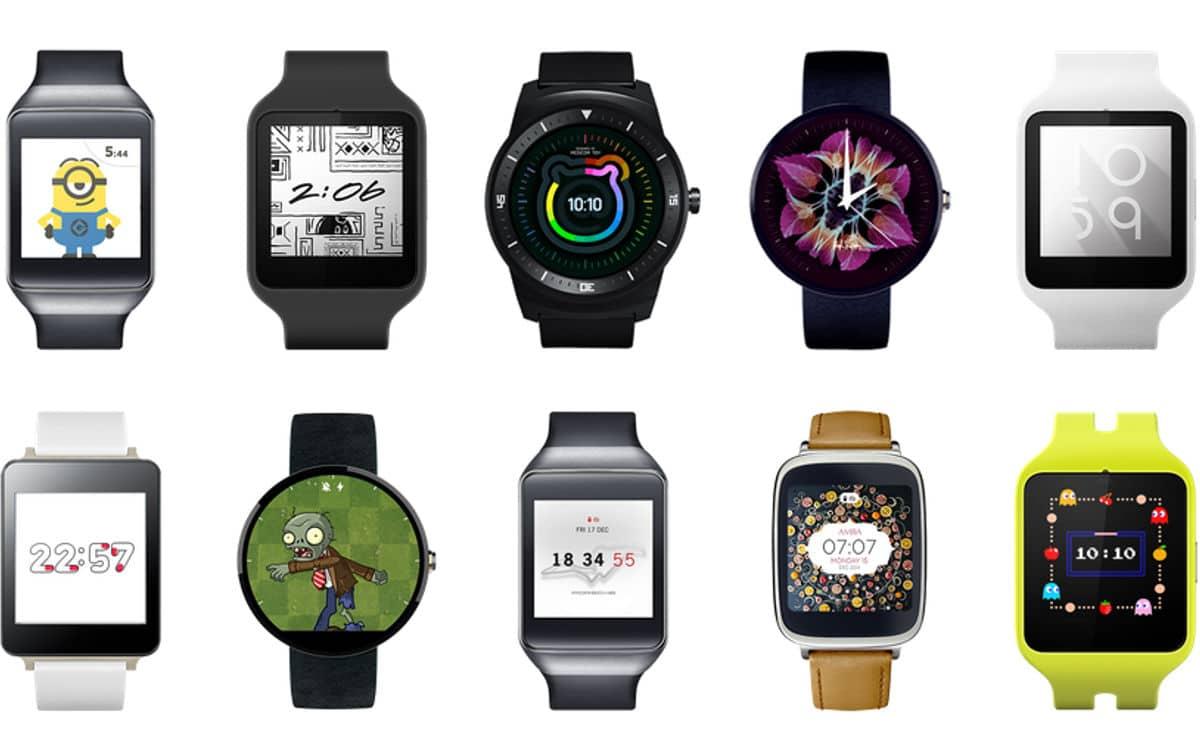 Toutes les smartwatch Android Wear ont du Wi-Fi, sauf la ...