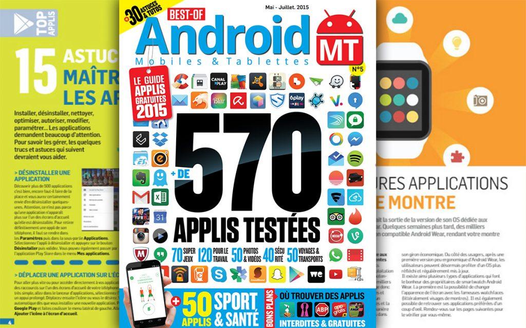 Best Of Android Mt Le Guide Des Applis Gratuites 2015 Est