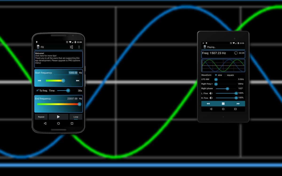 application android pour reconnaitre musique