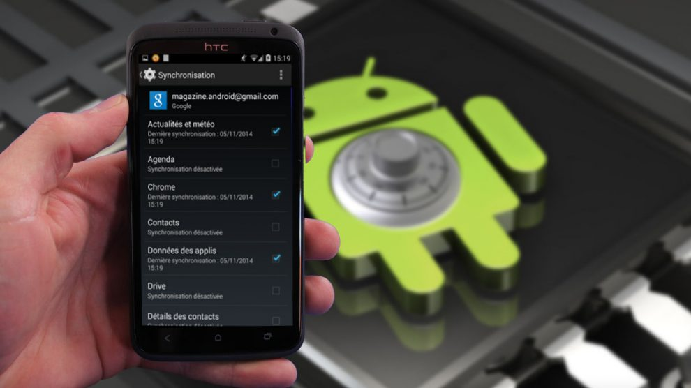 booster appareil Android
