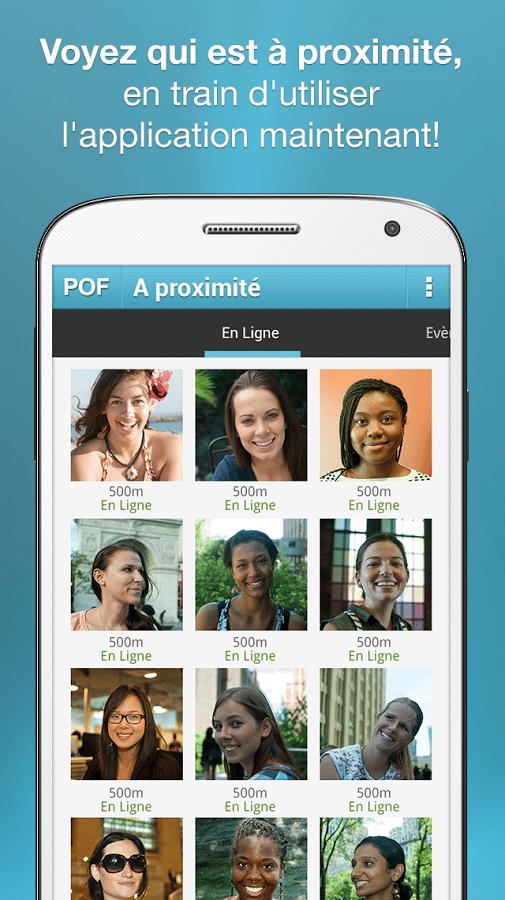 offres de rencontres publicitaires sur POF Brancher maintenant