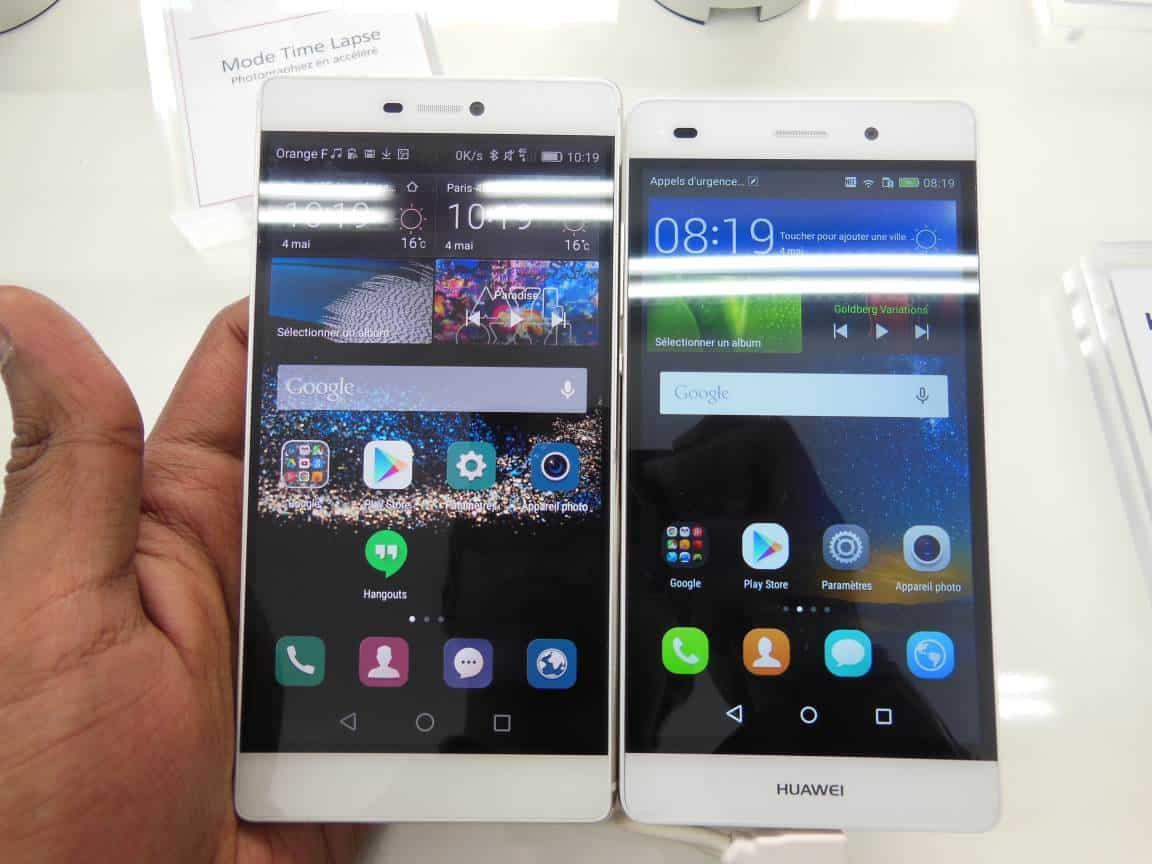 Huawei p8 lite le milieu de gamme 249 euros est officiel - Difference entre note 3 et note 3 lite ...