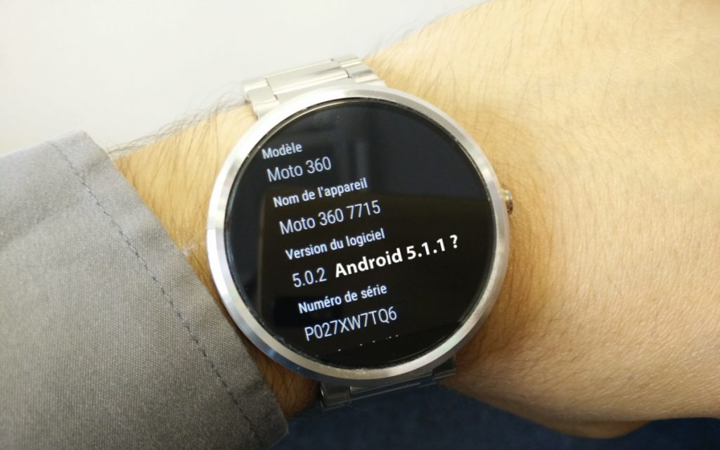 Moto 360_AndroidWear511_une
