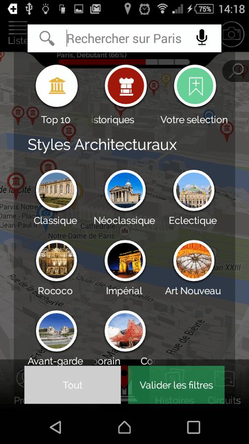 Application Pour Visiter Les Villes