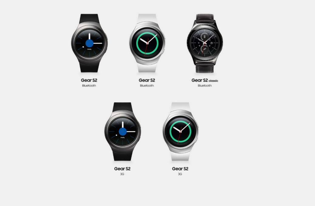 Samsung Gear S2 : prise en main vidéo à l'IFA de ...
