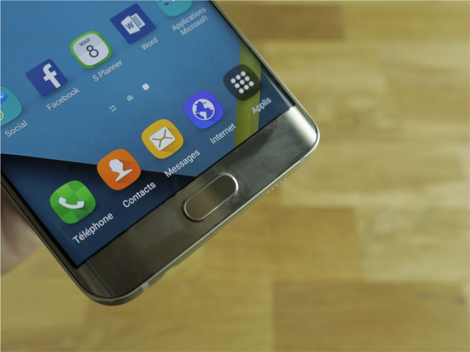 Samsung Galaxy S6 Edge + 3