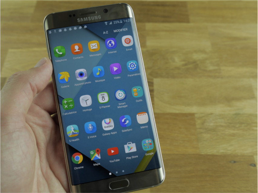Samsung Galaxy S6 Edge + 1