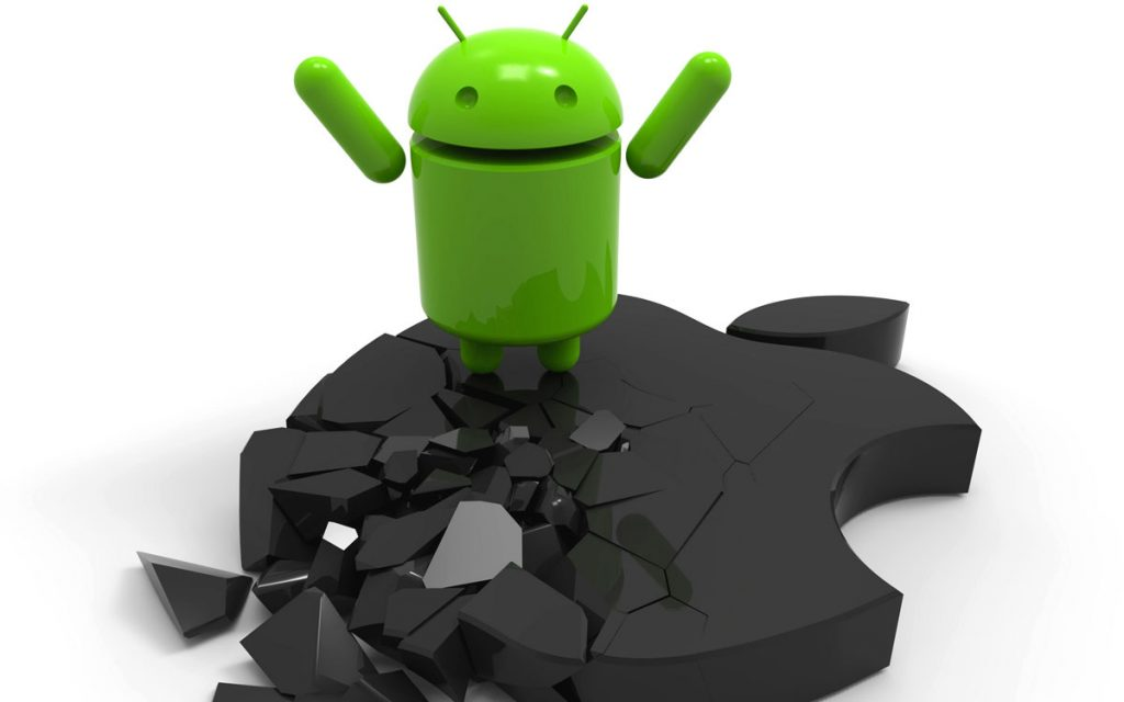 how to move everything from android ot android