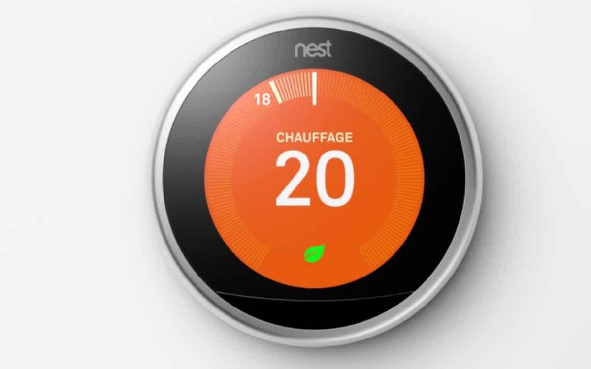 Le thermostat nest a du mal maintenir la temp ratureandroid mt - Thermostat connecte nest ...