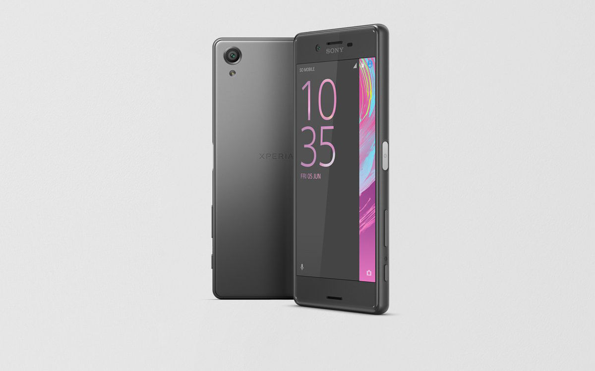 sony xperia x prix caract ristiques et. Black Bedroom Furniture Sets. Home Design Ideas