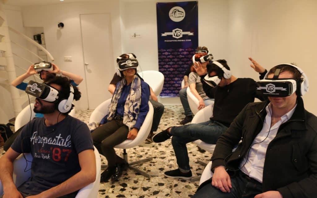 PickUp VR Cinéma