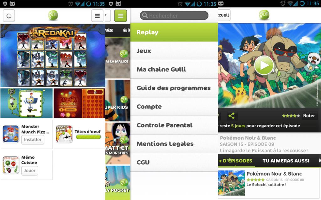 app pour télécharger des jeux