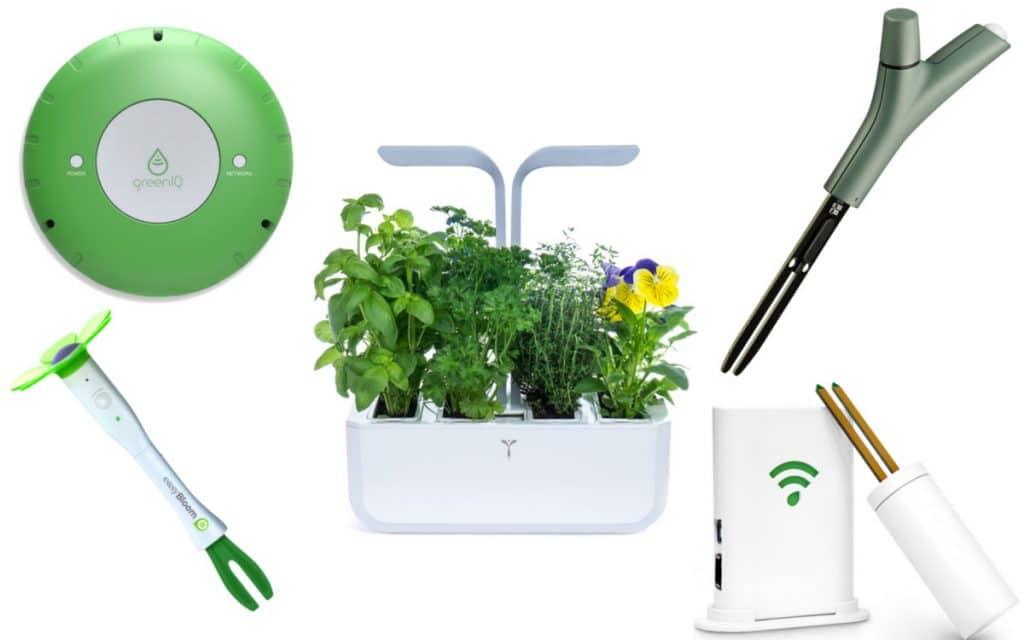 Top 5 des objets connect s pour vos plantes android mt for Arrosage plante interieur