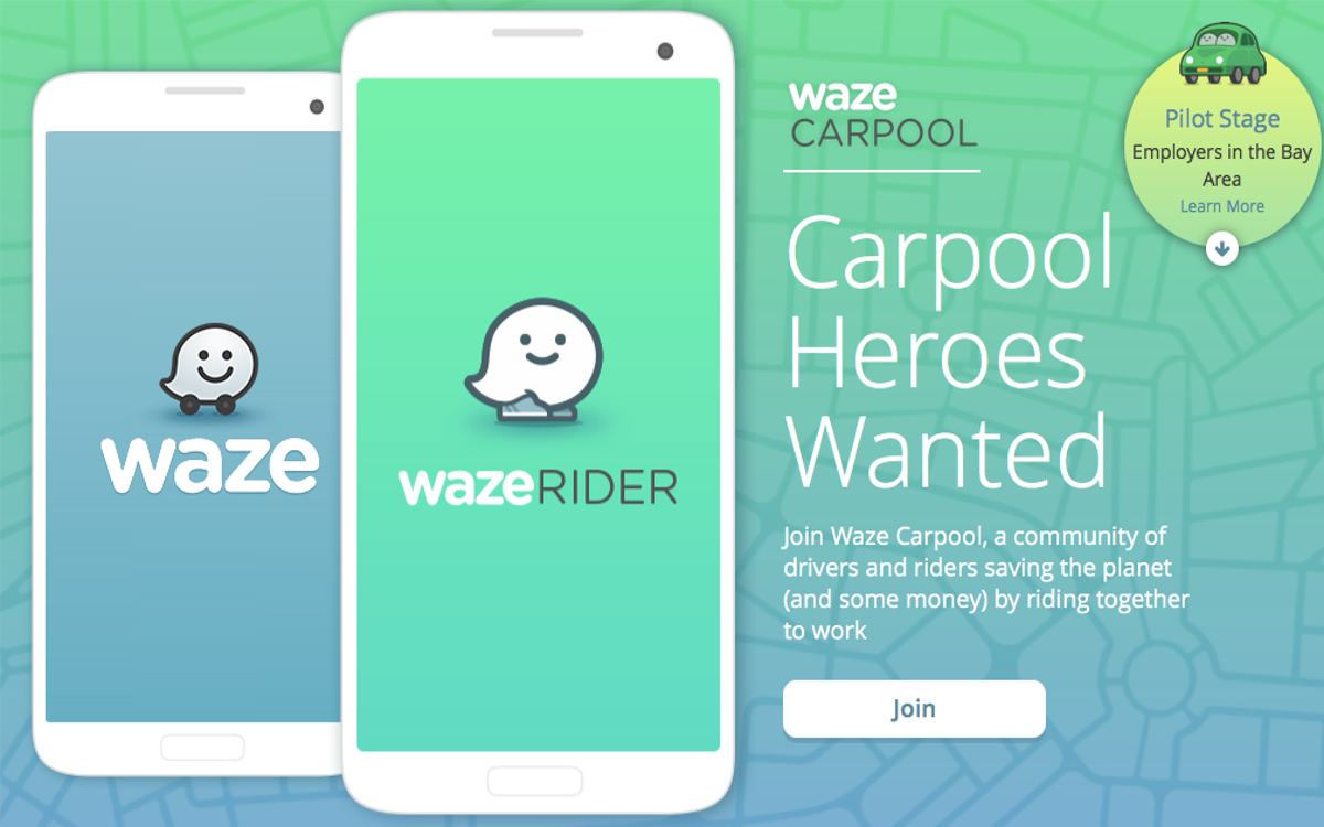 avec waze google se lance dans le covoiturage android mt. Black Bedroom Furniture Sets. Home Design Ideas