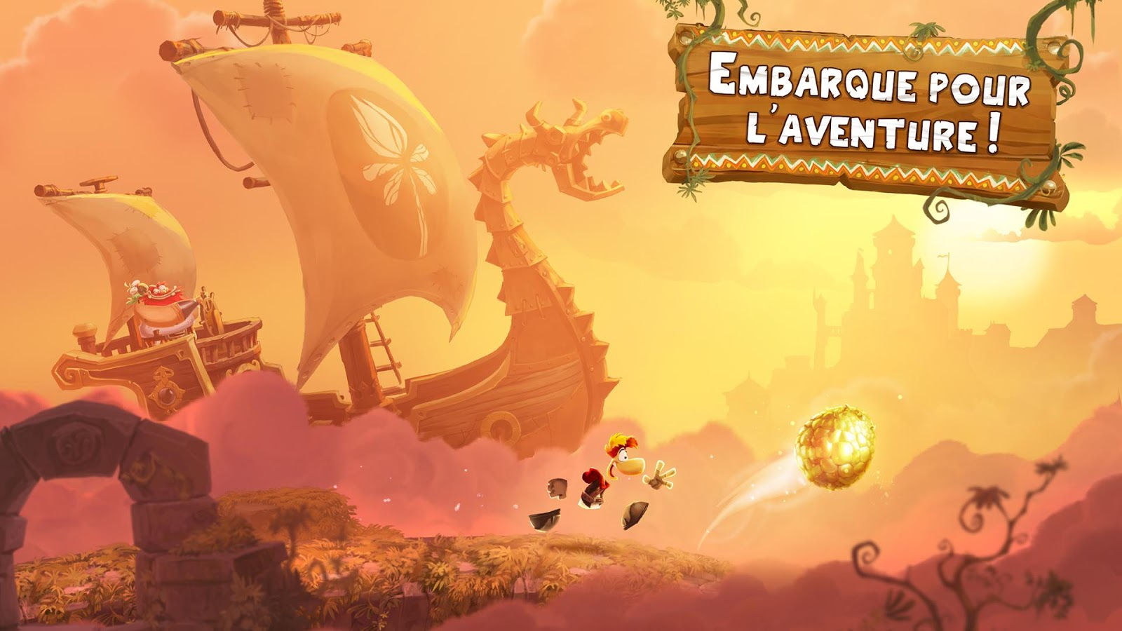 Filme Rayman with regard to rayman adventures : un grand jeu mobile android mt