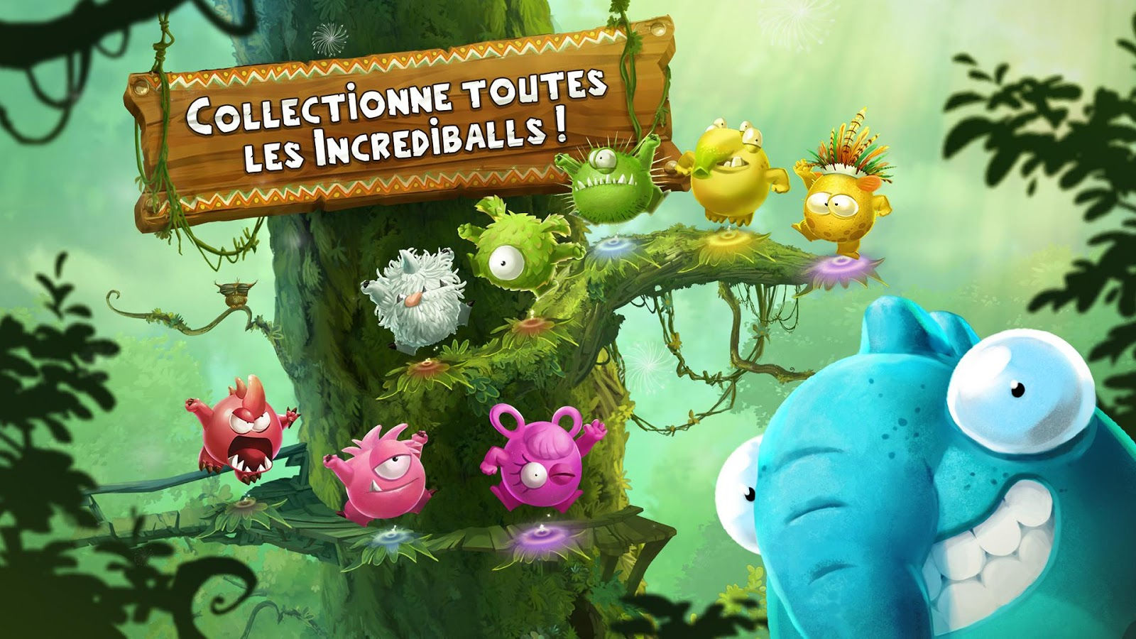 Filme Rayman in rayman adventures : un grand jeu mobile android mt