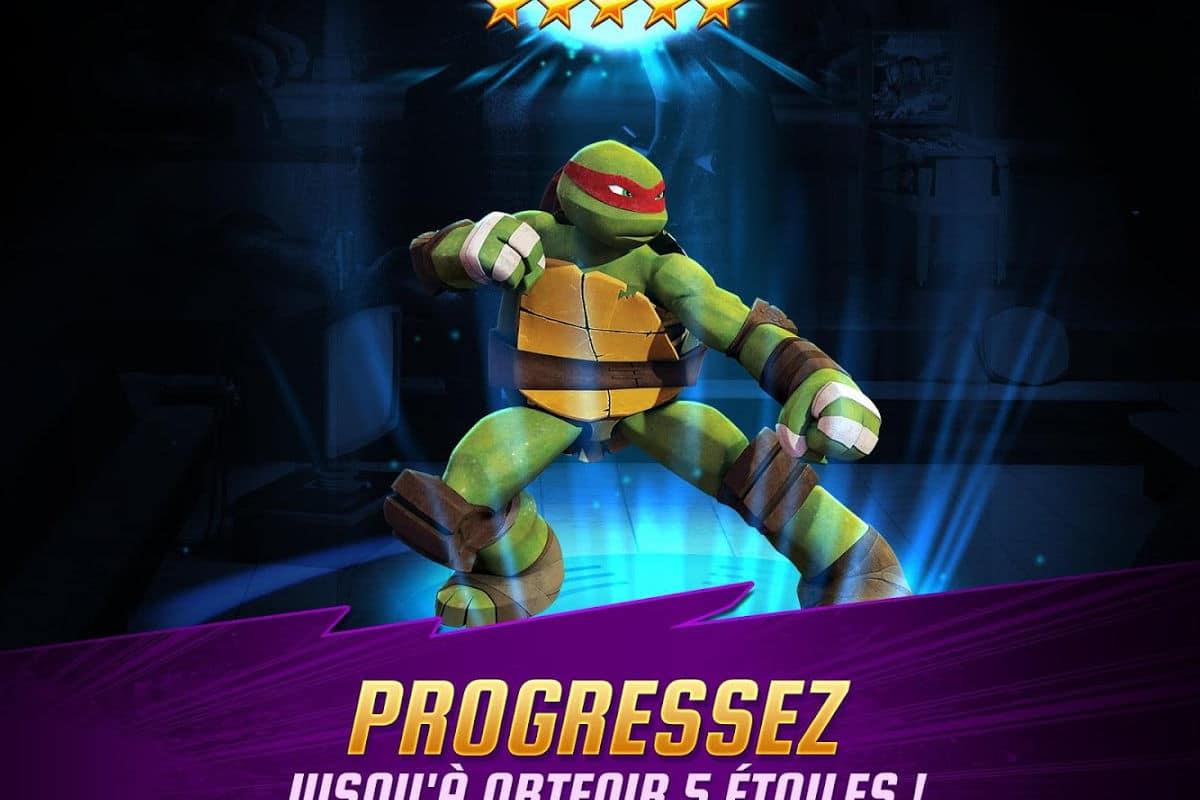 vous avez la nostalgie de la grande poque des tortues ninja a dfaut dune bonne srie anime consolez vous avec ninja turtles legends un jeu de - Jeux De Tortue Ninja Gratuit