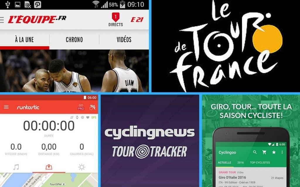 Canva Tour de France 2016