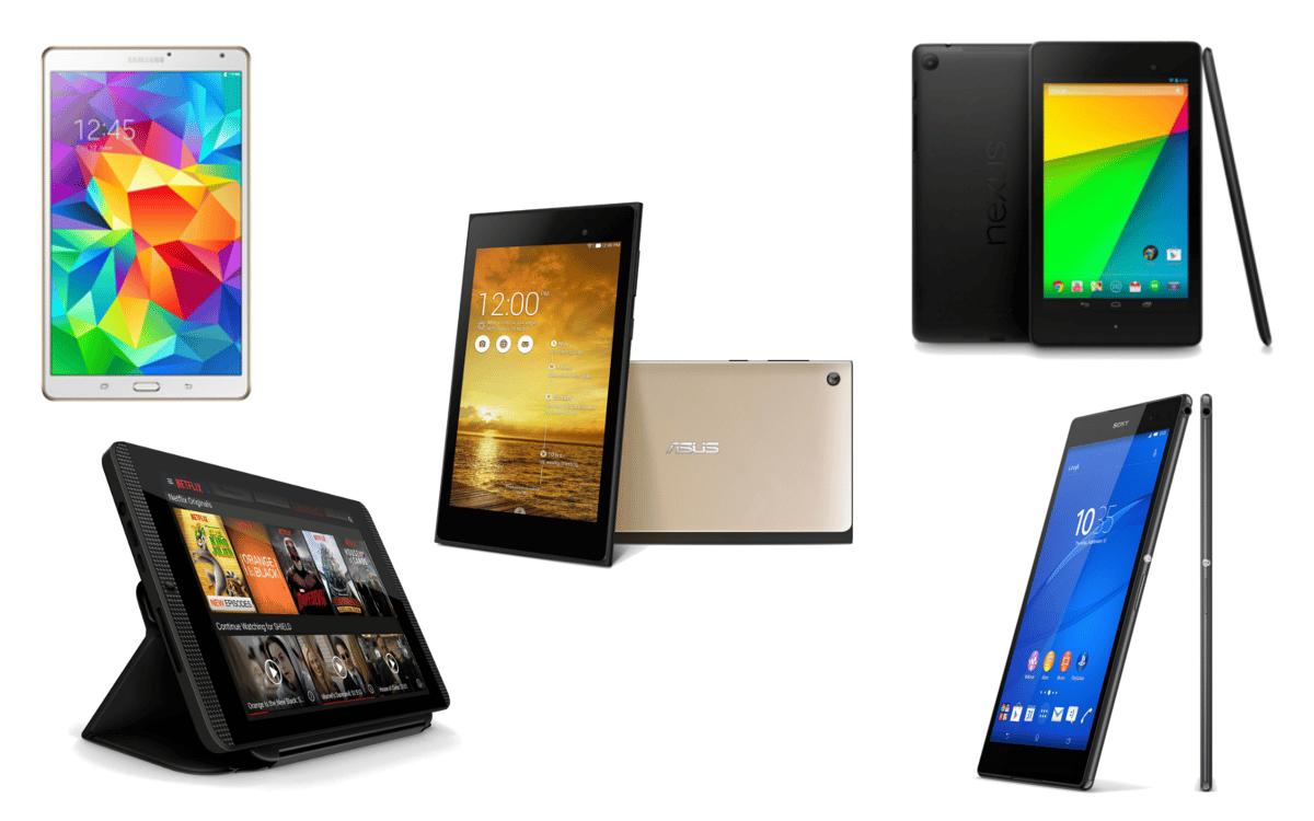 top 5 des tablettes grand format 10 pouces et plus. Black Bedroom Furniture Sets. Home Design Ideas