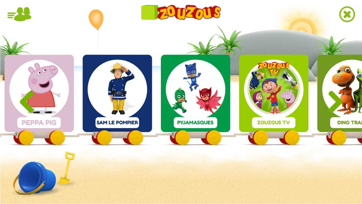 Zouzous L Application Parfaite Pour Occuper Les Petits