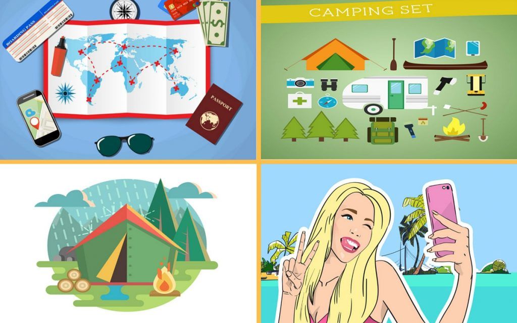 Canva Recap dossier Vacances