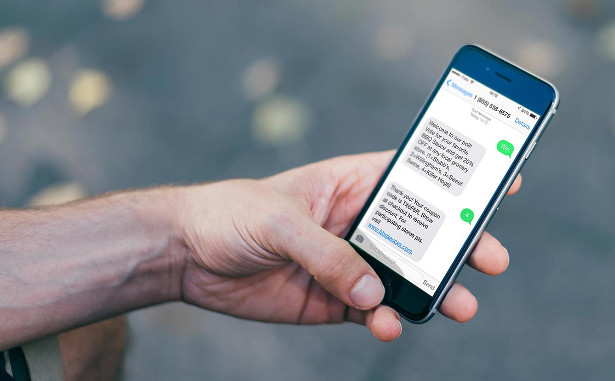 SMS Ordinateur