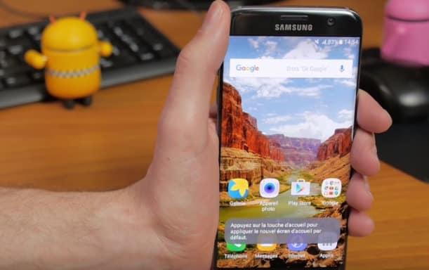 Samsung Galaxy Oreo