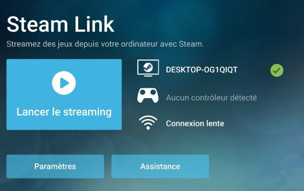 appli steam link