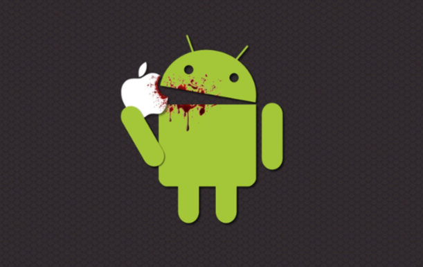 android contre apple
