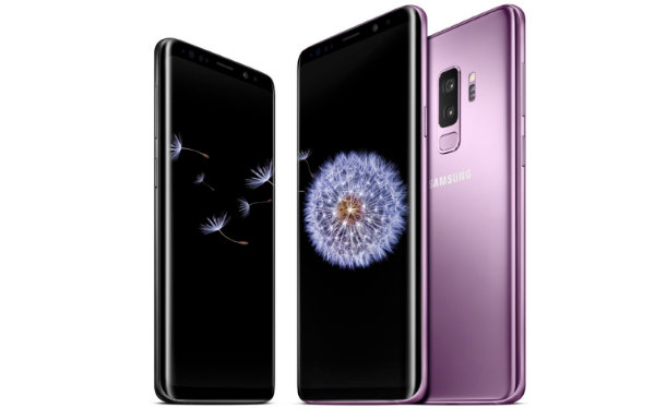 TEST SAMSUNG GALAXY S9