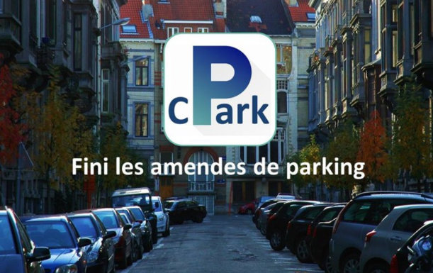 appli parking cPark