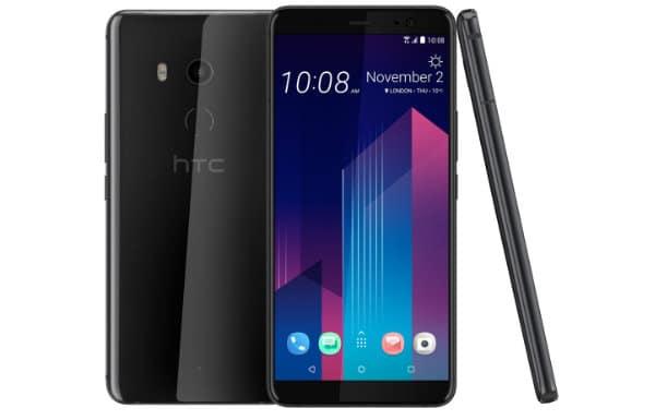 Test HTC u11+