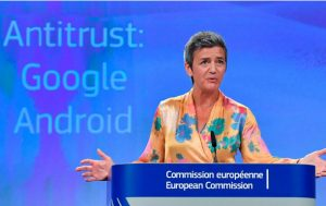 amende google