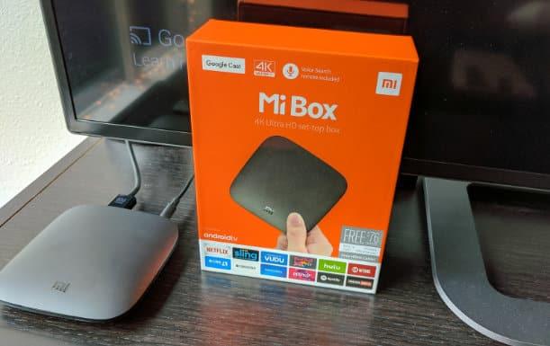 Xiaomi Mi Box à 45 €