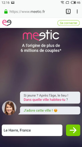 appli meetic