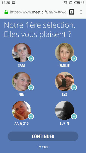 appli meetic rencontre