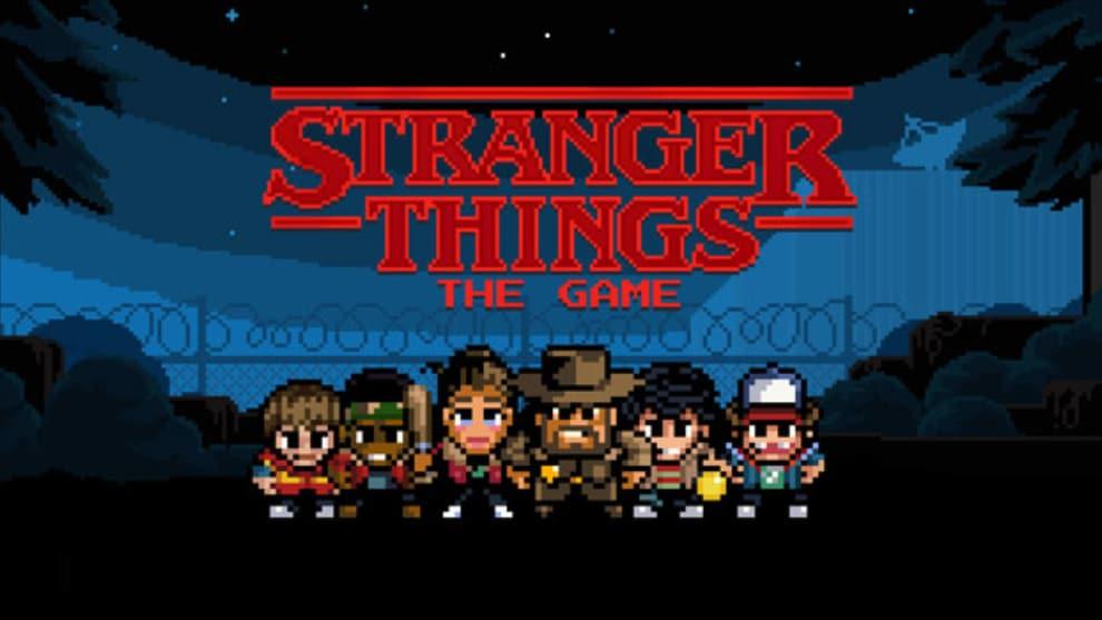 jeu stranger things