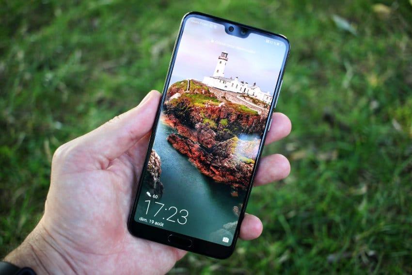 Test du Huawei P20 Pro