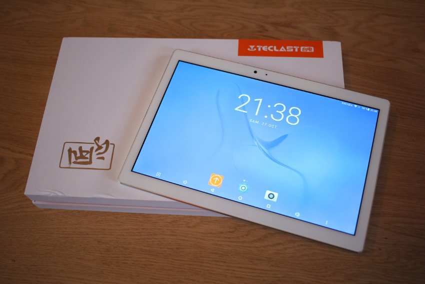 tablette the clast