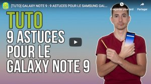 video Galaxy Note9