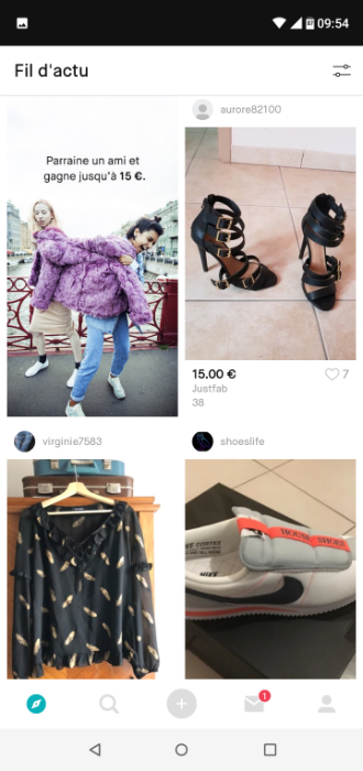 dac743f18cc93 Vinted   vendez et achetez des vêtements !