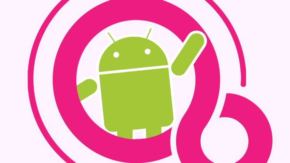 android fushia