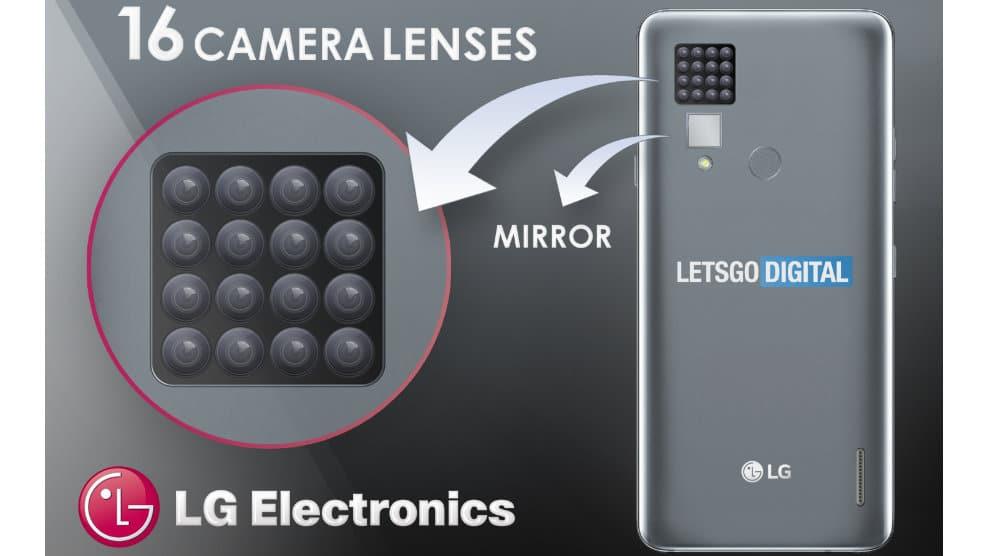 16 capteurs photo