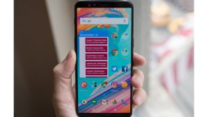 oneplus android 9
