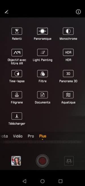 photo Huawei Mate 20 Pro