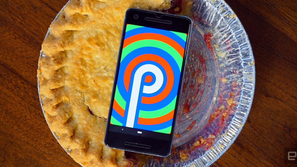 android pie 9